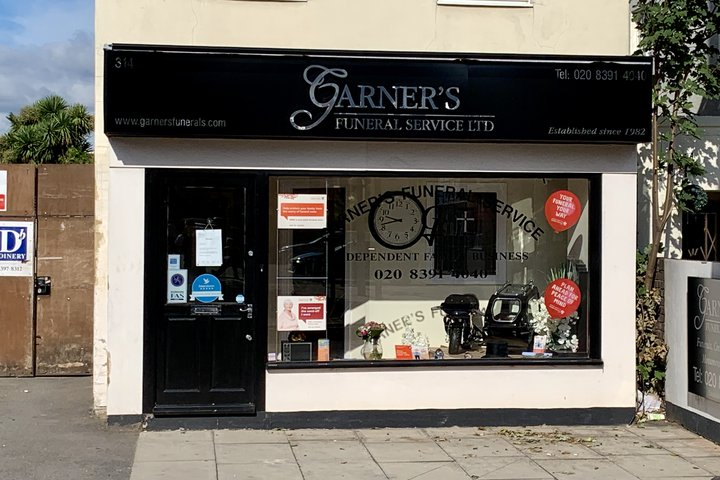 Garner's Funeral Services Ltd, Chessington