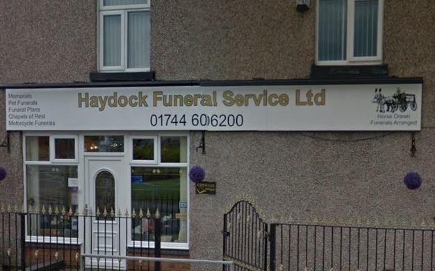 Haydock Funeral Service Ltd, Saint Helens