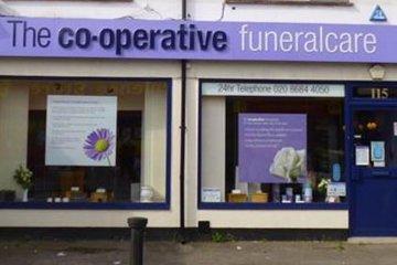 The Co-operative Funeralcare, Thornton Heath