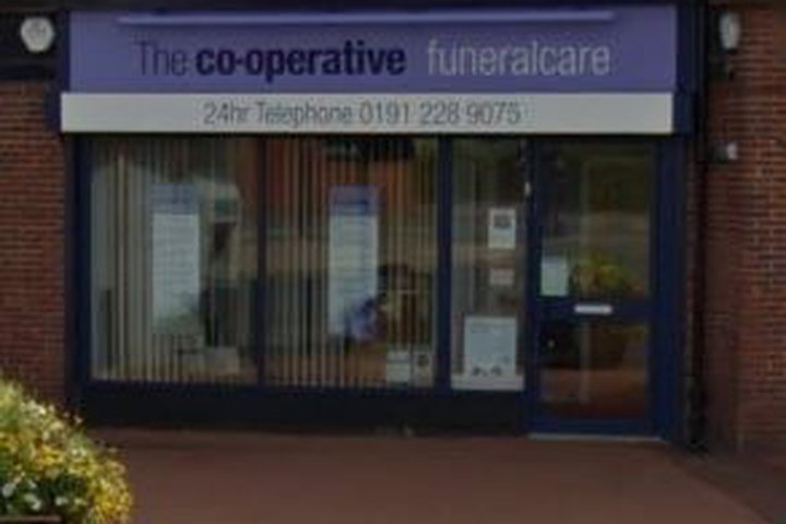 The Co-operative Funeralcare, Walker