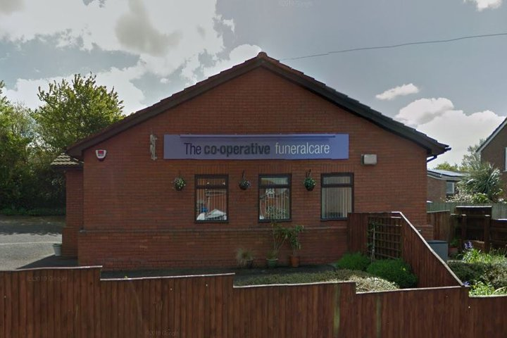 Co-op Funeralcare, Honiton