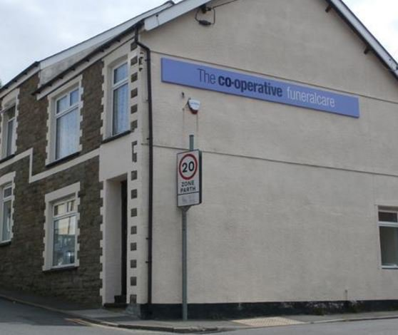 Co-op Funeralcare, Abertillery