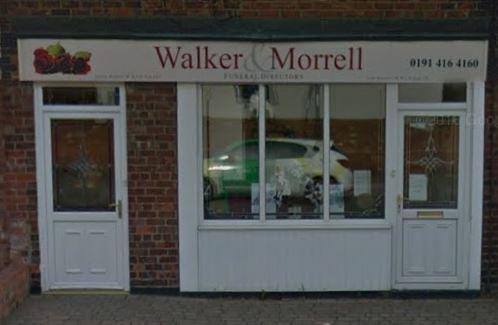 Walker & Morrell Funeral Directors, Washington