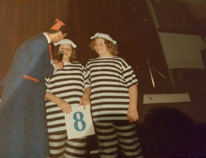Fancy dress competition Pontins Holiday club, funtimes....