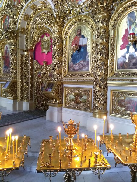 Mandy and I lit a candle for Di in St Michaels monastery in Kiev yesterday, we will never forget her. Kind, friendly and very funny 'lady Di' will always have a place in our hearts. God bless X