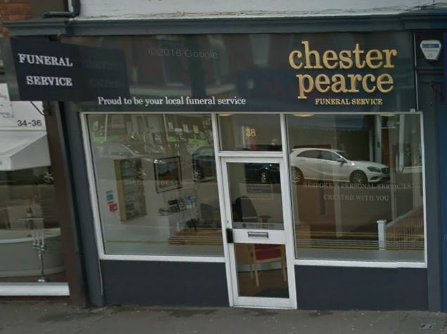 Chester Pearce Funeral Service, Dorset, funeral director in Dorset