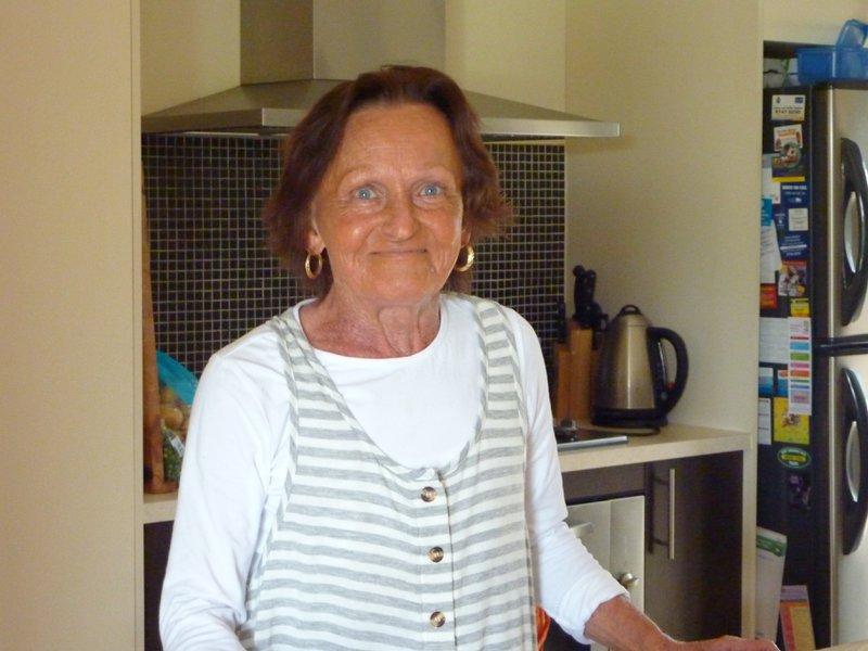Mary Elizabeth Garnar