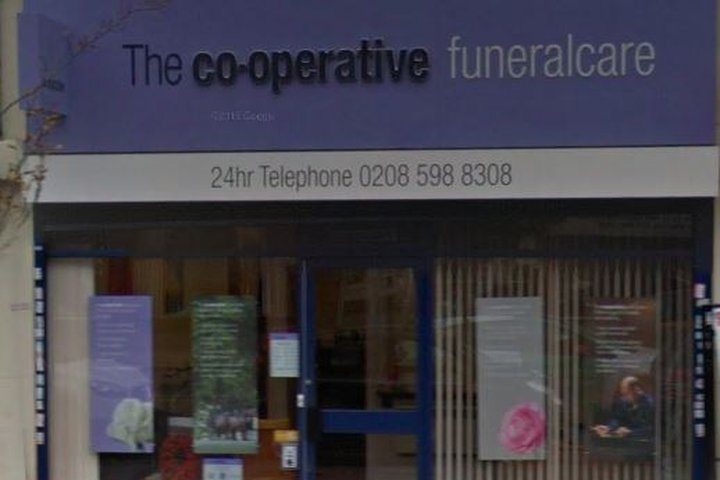 Co-op Funeralcare, Green Lane Dagenham