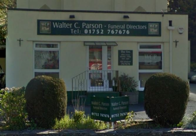 Walter C Parson, Head Office