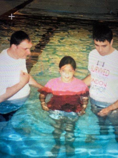 Thank you Steve for your faith, wisdom & influence on Jessie & all our family xx