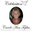 'Caz' Carole Ann Topliss