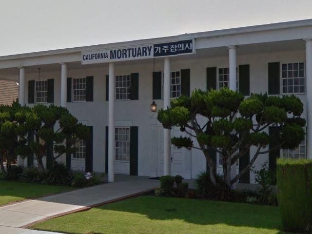 California Mortuary