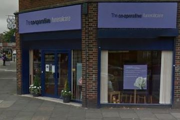Co-op Funeralcare, Mottingham