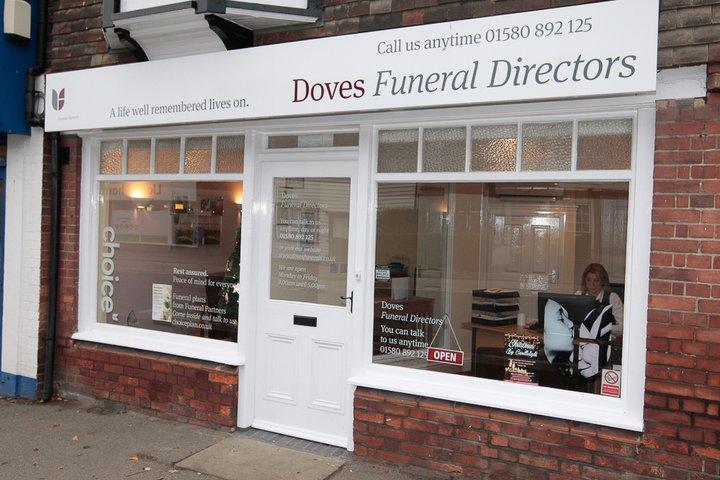 Doves Funeral Directors, Staplehurst