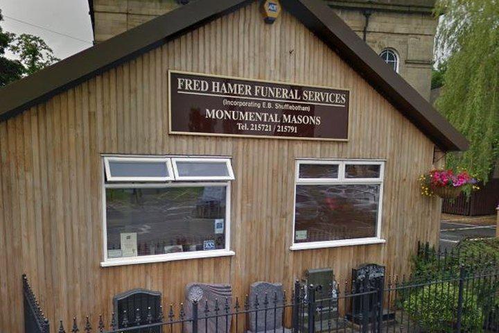Fred Hamer Funeral Services, Rossendale