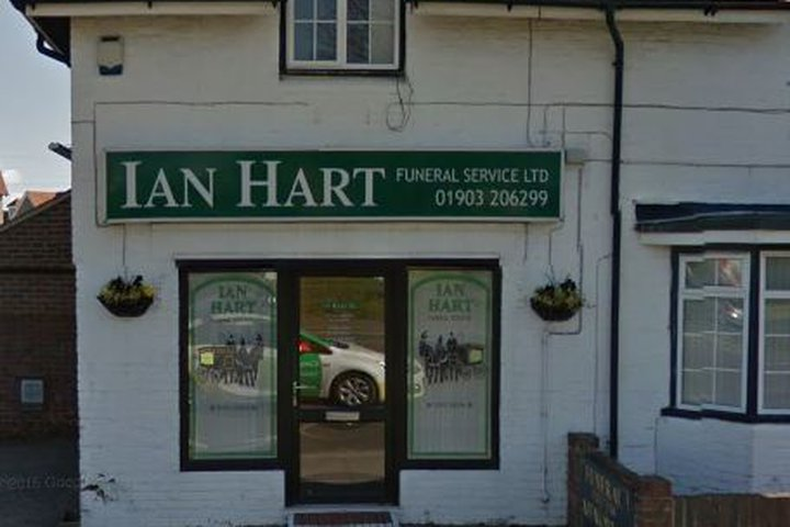 Ian Hart Funeral Services