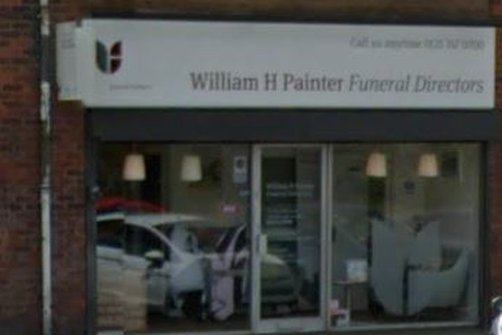 William H Painter Funeral Directors, Castle Bromwich