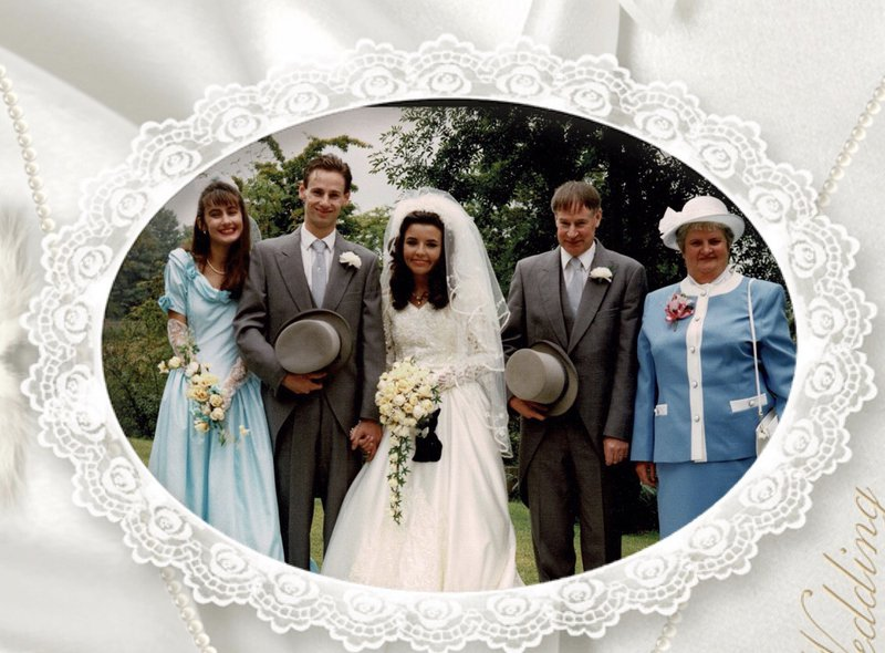 You will always be forever loved Christine Nancy Corbett xxx 💖💙