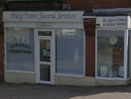 Philip Evans Funeral Services Ltd
