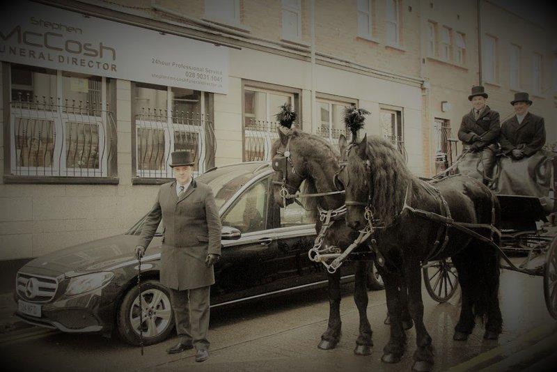 Stephen McCosh Funeral Directors, Newtownabbey, County Antrim, funeral director in County Antrim