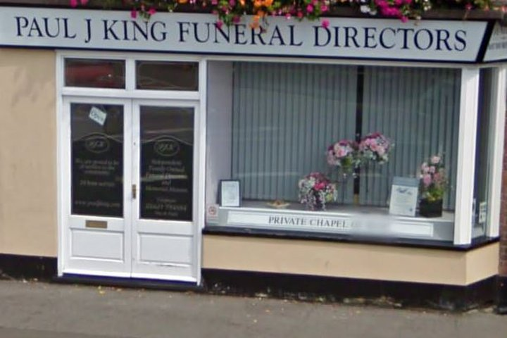 Paul J King Funeral Directors, Burnham-on-Crouch