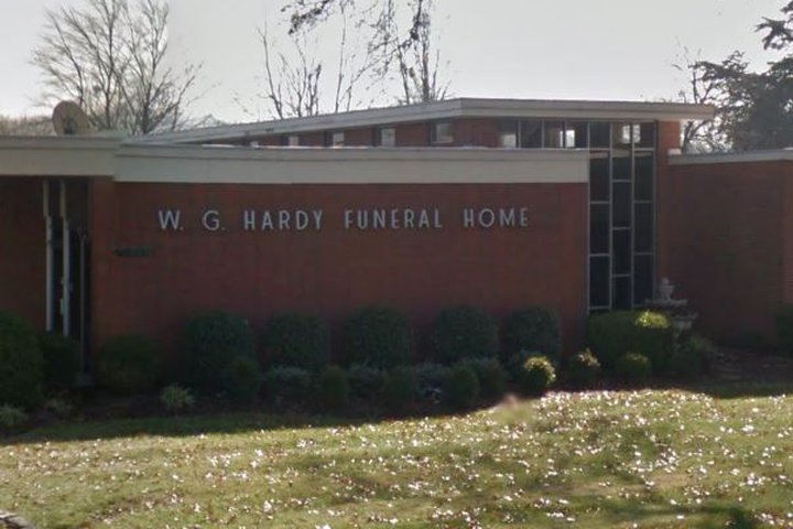 Hardy W G Funeral Home-Valley Station