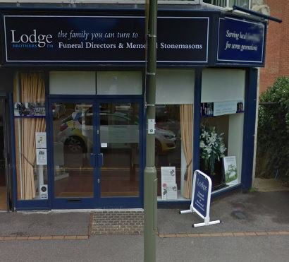 Lodge Bros (Funerals) Ltd, Egham