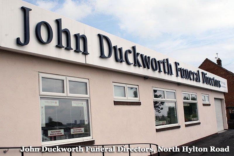 John Duckworth Funeral Directors, Sunderland