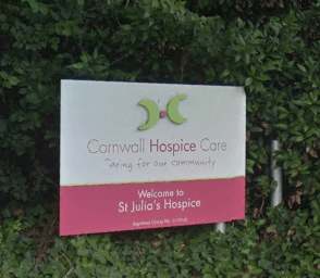 Cornwall Hospice Care - St Julia's