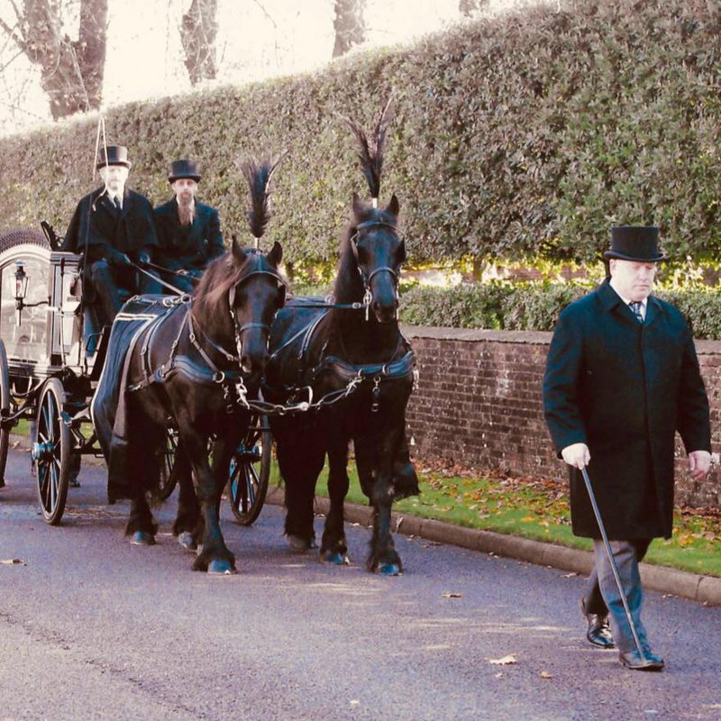 A.P McDonald Funeral Services, Wiltshire, funeral director in Wiltshire