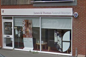 James & Thomas Funeral Directors, Merrow