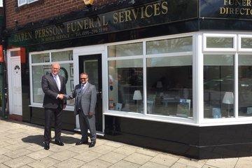 Daren Persson Funeral Service, North Shields