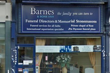 Barnes & Sons, Shepherd's Bush
