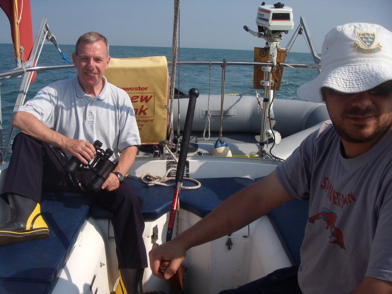 Shipmate on Flora