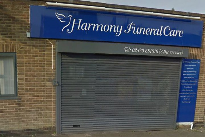 Harmony Funeral Care, Coventry