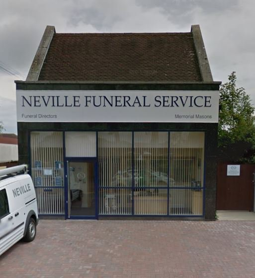 Neville Funeral Service, Luton
