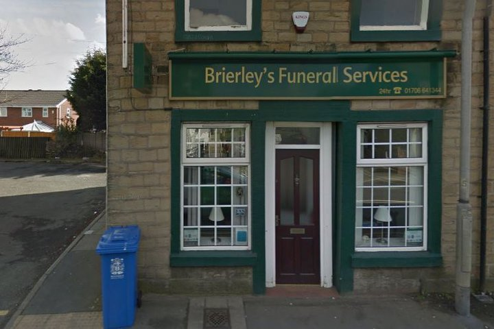 Frank A. Brierley Funeral Services