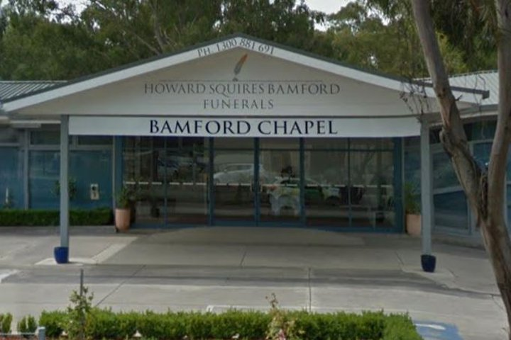 Howard Squires Bamford Funeral Services, Seymour