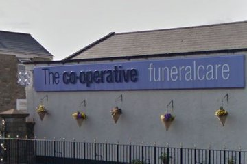 The Co-operative Funeralcare, Bridgend