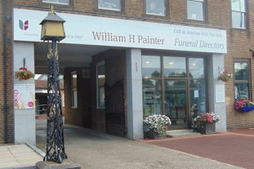 William H Painter Funeral Directors, Yardley