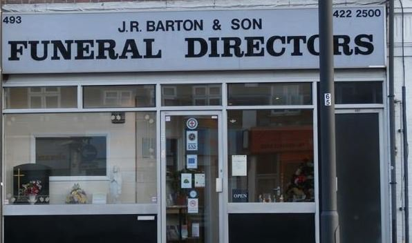 J.R Barton & Son, Harrow