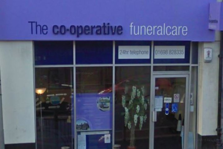The Co-operative Funeralcare, Blantyre
