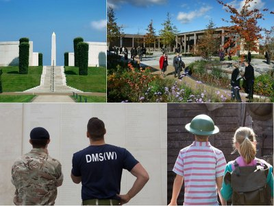 A living place: The National Memorial Arboretum