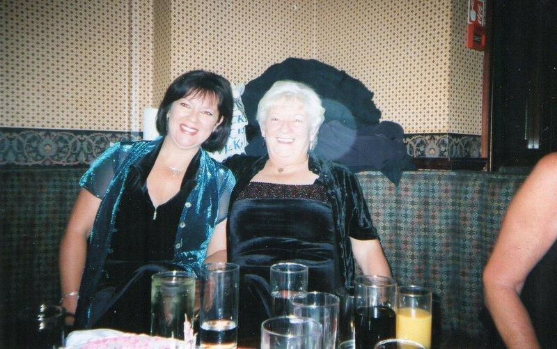 Mum and I many years agoxxx