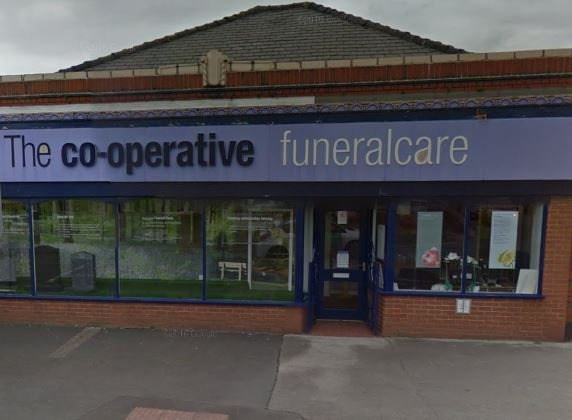 Co-op Funeralcare, Newton-Le-Willows