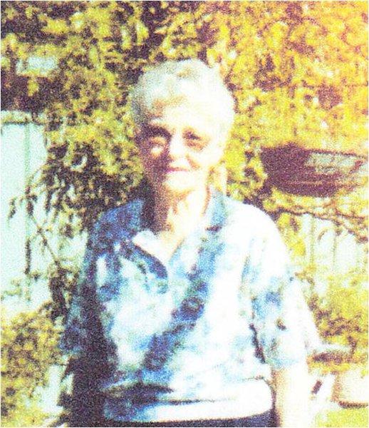 Betty Hughes