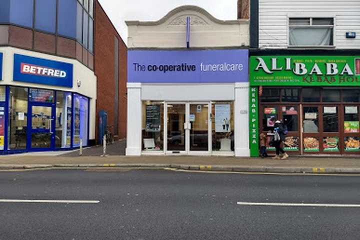 The Co-operative Funeralcare, Portsmouth