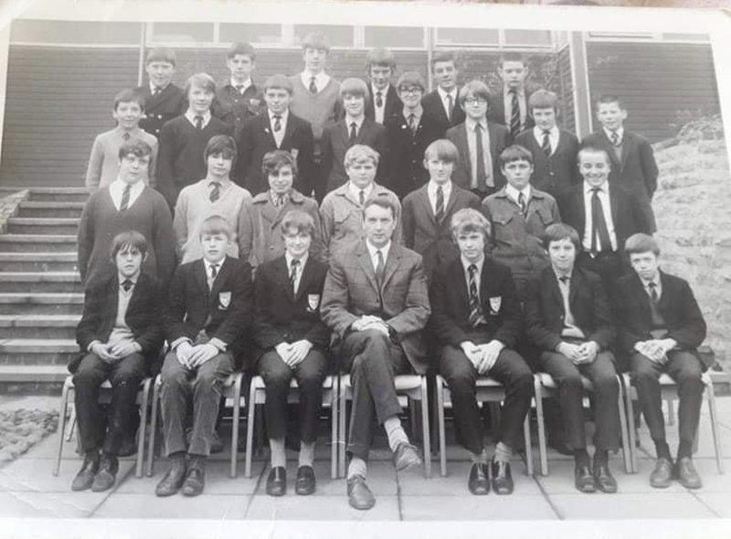 Mirfield Hight School class of 71