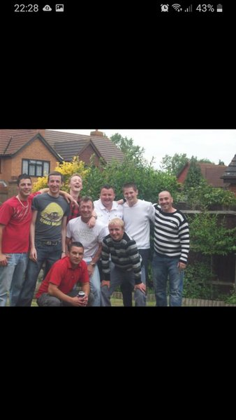 my stag doo started round ossie canals, was the best day and dave was such a laugh and proper man, gunna miss u pal xx