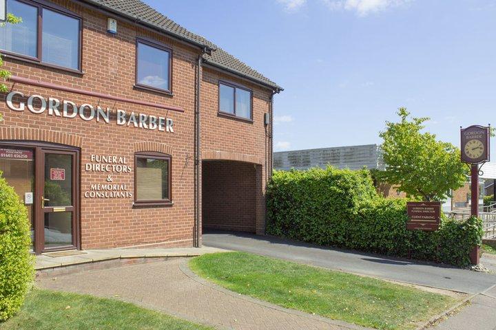 Gordon Barber Funeral Directors, Eaton
